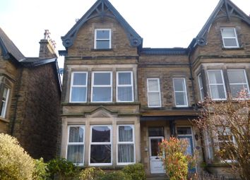 Thumbnail 2 bed flat to rent in 23 Westcliffe Grove, Harrogate
