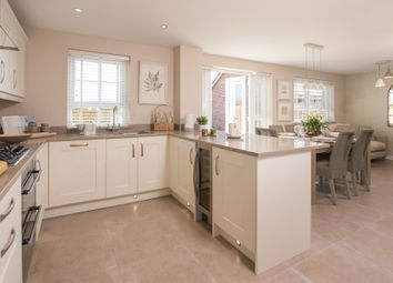 "Thumbnail 4 bed detached house for sale in ""Radleigh"" at Bruntcliffe Road, Morley, Leeds"