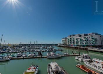 Thumbnail 3 bedroom flat for sale in Sirius, The Boardwalk, Brighton Marina Village