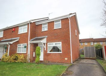Thumbnail 3 bed end terrace house for sale in New Road, Stoke Gifford, Bristol