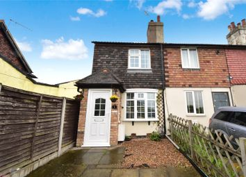 Thumbnail 2 bed end terrace house for sale in Claremont Cottages, Hawley Road, Dartford, Kent