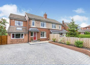 Thumbnail 4 bed semi-detached house for sale in Royds Lane, Rothwell, Leeds