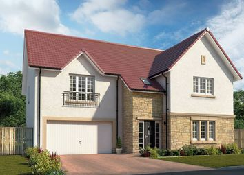 "Thumbnail 5 bed detached house for sale in ""The Moncrief"" at Nerston, East Kilbride"