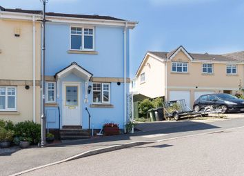 Thumbnail 2 bedroom end terrace house for sale in Chestnut Crescent, Chudleigh, Newton Abbot