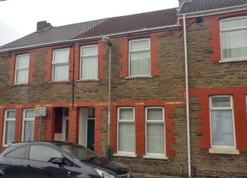 Thumbnail 3 bed terraced house for sale in Salop Street, Caerphilly