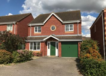 Thumbnail 4 bed property for sale in Shackleton Close, Shortstown, Bedford