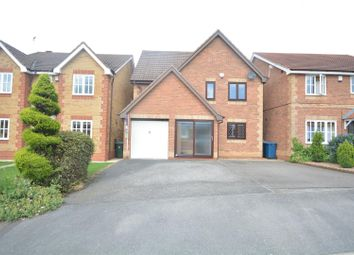 Thumbnail 4 bed detached house for sale in Seatallan Close, West Bridgford, Nottingham
