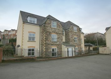 Thumbnail 2 bedroom flat to rent in Rogers Drive, Saltash