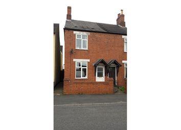 Thumbnail 3 bedroom semi-detached house for sale in 55 Mount Pleasant Road, Castle Gresley, Swadlincote, Derbyshire