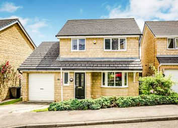 Thumbnail 3 bed detached house for sale in Gleneagles Way, Fixby, Huddersfield