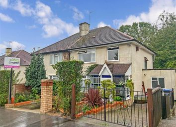 Thumbnail 3 bed semi-detached house for sale in Broadcoombe, South Croydon, Surrey