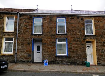 Thumbnail 3 bedroom terraced house for sale in Blaen-Y-Cwm Terrace, Tynewydd, Rhondda Cynon Taff.