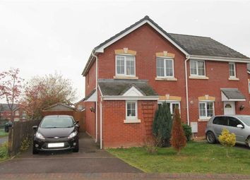 Thumbnail 3 bed semi-detached house for sale in Three Choirs Close, Ross-On-Wye