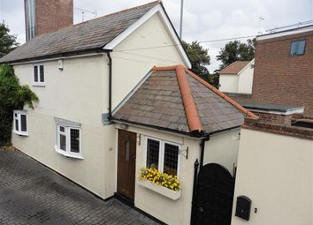 Thumbnail 2 bed semi-detached house for sale in High Street, Ongar, Ongar, Essex