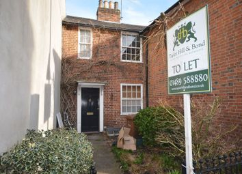 Thumbnail 2 bedroom cottage to rent in Palmerston Street, Romsey