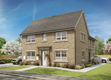 "Thumbnail 3 bed detached house for sale in ""Ennerdale"" at Belton Road, Silsden, Keighley"