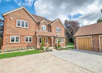 Thumbnail 4 bed detached house for sale in Blenheim Hill, Harwell, Didcot
