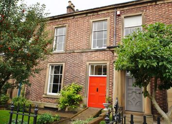 Thumbnail 6 bed terraced house for sale in Eden Mount, Stanwix, Carlisle, Cumbria