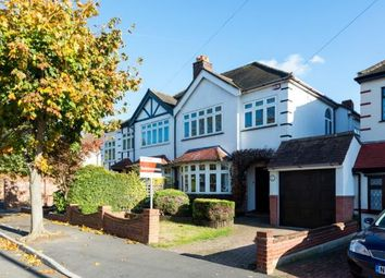 Thumbnail 3 bed semi-detached house for sale in Gidea Park, Romford, Havering