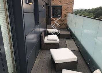 Thumbnail 1 bed flat to rent in High Street, London, Wembley