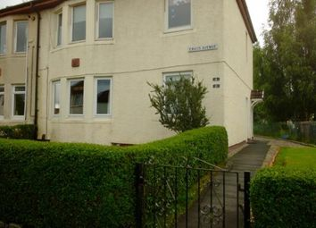 Thumbnail 1 bed flat for sale in Crags Avenue, Paisley, Renfrewshire