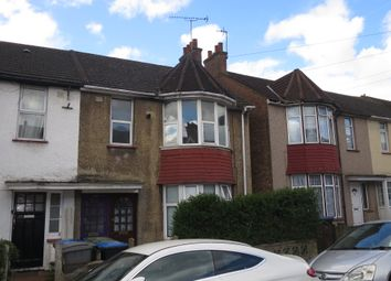 Thumbnail 1 bed maisonette to rent in Fernbank Avenue, Wembley