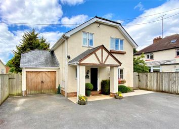 Thumbnail 4 bed detached house for sale in Church Road, Colaton Raleigh, Sidmouth, Devon