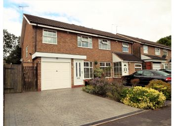 Thumbnail 3 bedroom semi-detached house for sale in Glenmore Drive, Birmingham