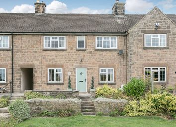 Thumbnail 3 bed cottage for sale in Bakewell Road, Baslow, Bakewell