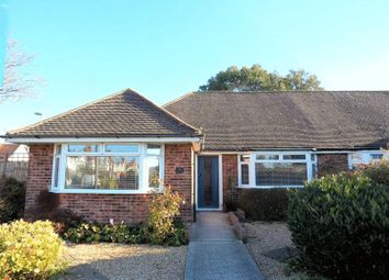 Thumbnail 3 bedroom semi-detached bungalow for sale in Loxwood Avenue, Broadwater, Worthing