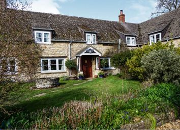 Thumbnail 4 bed country house for sale in Rack End, Standlake