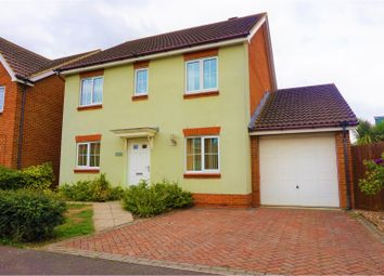 Thumbnail 4 bed detached house for sale in Beech Avenue, Swanley