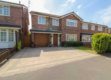 Thumbnail 5 bed detached house for sale in Grange Road, Bramhall, Stockport