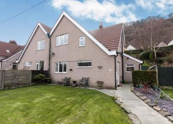 Thumbnail 3 bed semi-detached house for sale in Gwydyr Road, Dolgarrog, Conwy