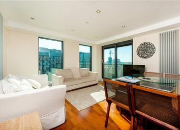 Thumbnail 2 bed flat to rent in Millharbour, Canary Wharf, London
