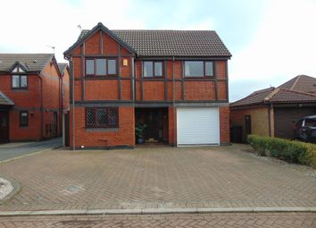 Thumbnail 4 bed detached house for sale in Appleby Close, Bury