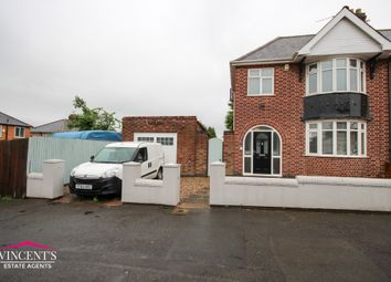 Thumbnail 2 bed semi-detached house for sale in Hillrise Avenue, Leicester