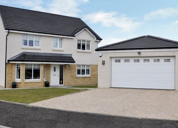 Thumbnail 5 bedroom detached house for sale in The Tay At Bellside Brae, Cleland