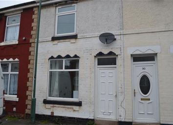 Thumbnail 2 bedroom terraced house to rent in Station Street, Darlaston, Wednesbury