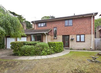 Thumbnail 5 bed detached house for sale in Beechwood Drive, Cobham, Surrey