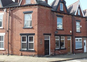 Thumbnail 4 bedroom terraced house to rent in Gordon Terrace, Leeds