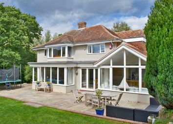 4 bed detached house for sale in South Baddesley Road, South Baddesley, Lymington SO41
