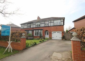 Thumbnail 4 bedroom semi-detached house for sale in Granary Lane, Worsley, Manchester