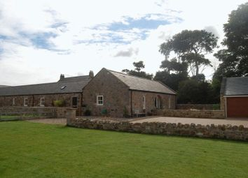 Thumbnail 6 bedroom barn conversion for sale in Chathill