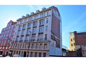 Thumbnail 1 bed flat for sale in 145-147 Westgate Road, Newcastle Upon Tyne