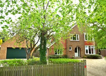 Thumbnail 4 bed detached house for sale in Station Road, Irchester, Northamptonshire