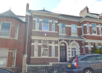 Thumbnail 7 bed terraced house for sale in Beechwood Avenue, Mutley, Plymouth