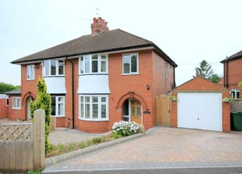Thumbnail 3 bed semi-detached house for sale in Mount Road, Stone