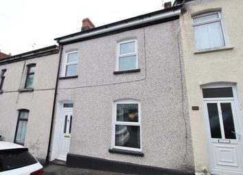 Thumbnail 2 bed terraced house for sale in Hopefield, Newport
