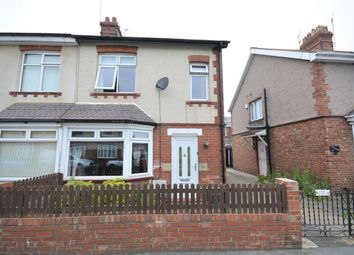 Thumbnail 2 bed semi-detached house for sale in Arthur Terrace, Bishop Auckland